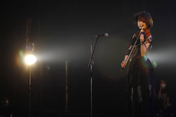 9月23日(日)@『めざましライブ〜日本お元気キャラバン』(Ayasa)