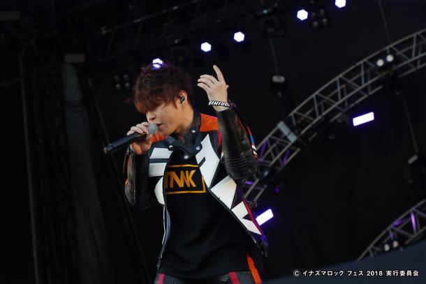 9月22日@『イナズマロック フェス 2018』(西川貴教)