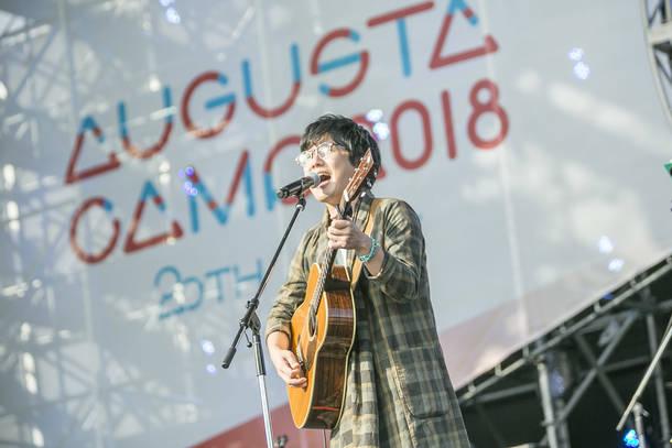 9月23日@『Augusta Camp 2018 -20th Anniversary- Presented by The PREMIUM MALT'S』(松室政哉)