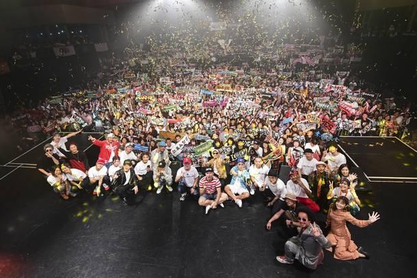 9月22日@『渋谷レゲエ祭~レゲエ歌謡祭2018~』