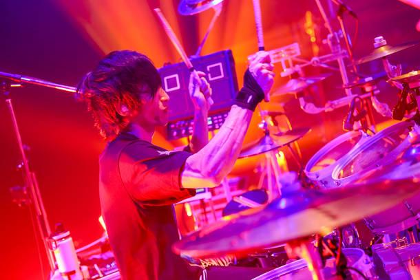 2018年9月18日 at Zepp Tokyo