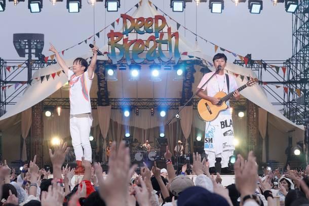 9月8日@『しまなみロマンスポルノ'18 〜Deep Breath〜』