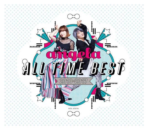 アルバム『angela All Time Best 2010-2017』