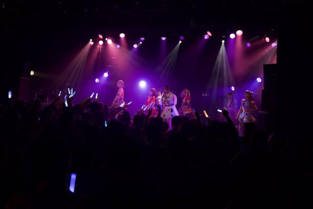 2018年9月27日 at 恵比寿LIQUIDROOM