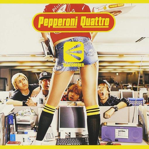 「スターフィッシュ」収録アルバム『Pepperoni Quattro』/ELLEGARDEN