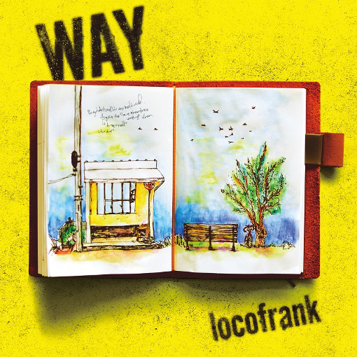 「Intertwining」収録ミニアルバム『WAY』/locofrank
