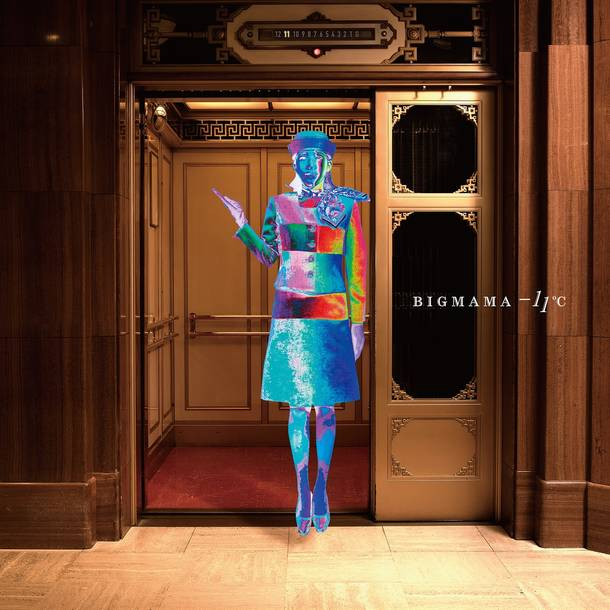 アルバム『-11℃』【通常盤】(CD)
