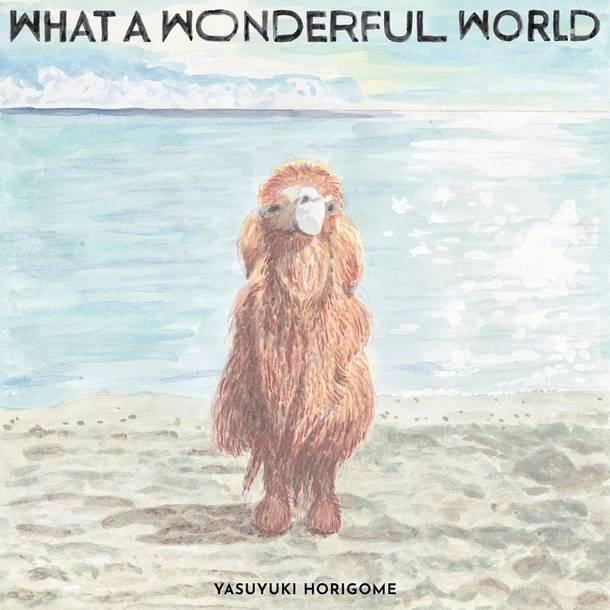 アルバム『What A Wonderful World』【LP】