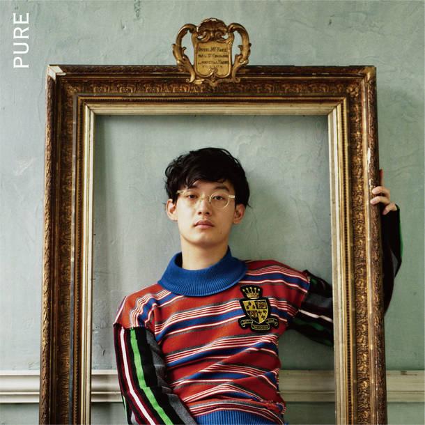 アルバム『PURE』【初回盤】