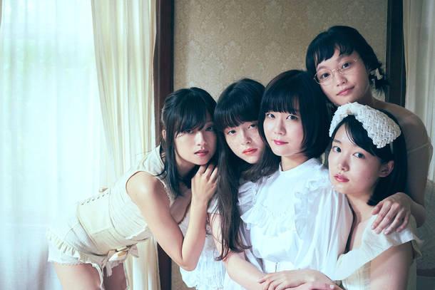 女優姉妹5ショット