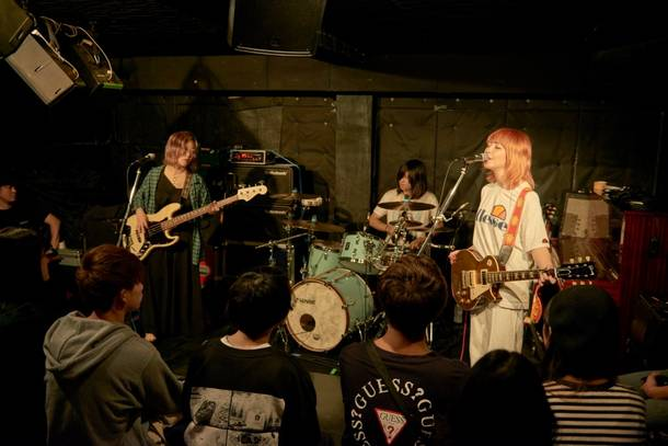 10月4日@東京・渋谷B.Y.G