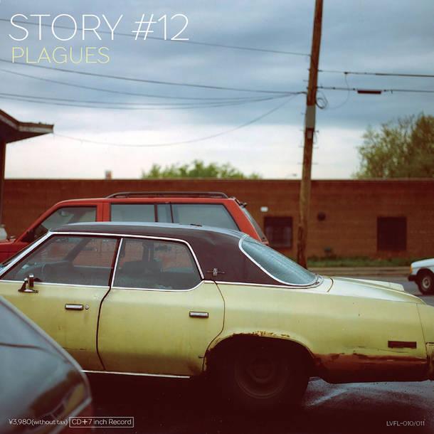 「Pie in the sky」収録ミニアルバム『12番目のストーリー』/PLAGUES
