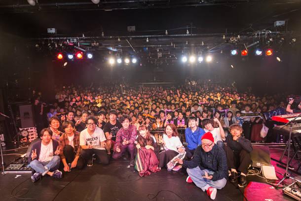 2018年10月5日 at 恵比寿LIQUIDROOM