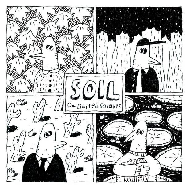 アルバム『SOIL』【通常盤】(CD)
