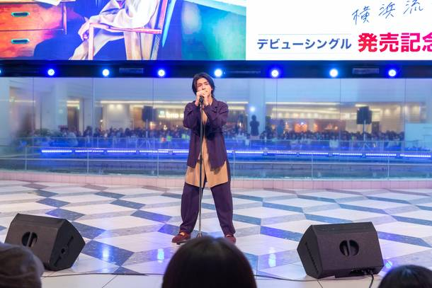 10月10日@東京・池袋サンシャインシティアルパB1F噴水広場