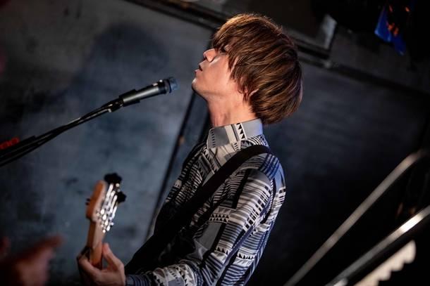 10月10日@千葉・LOOK Photo by 石崎祥子