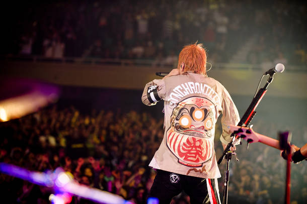 """2018年10月3日 at 日本武道館 photo by Yukihide """"JON…"""" Takimoto"""