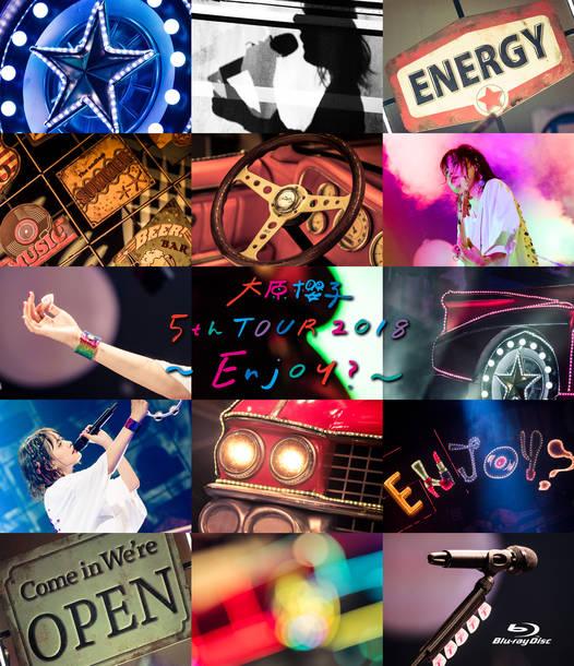 Blu-ray『大原櫻子 5th TOUR 2018 ~Enjoy?~』