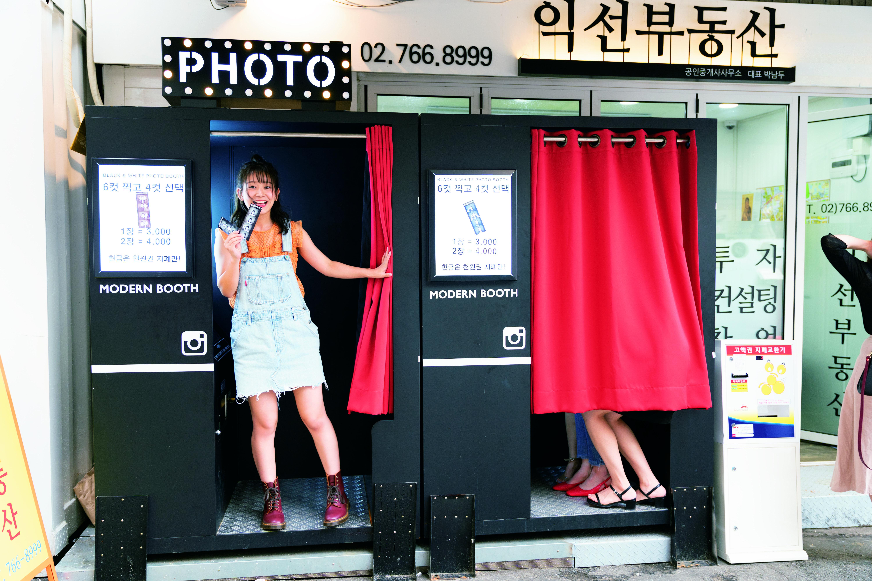 写真集では韓国での太田奈緒の様々な表情を見ることができる(光文社提供)
