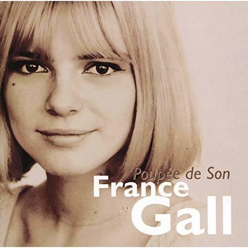 「ジャズ・ア・ゴーゴー」収録アルバム『Poupée de son』/フランス・ギャル