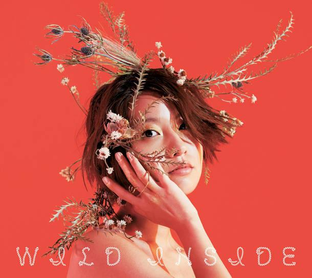 アルバム『WILD INSIDE』【初回限定盤(DVD付)】