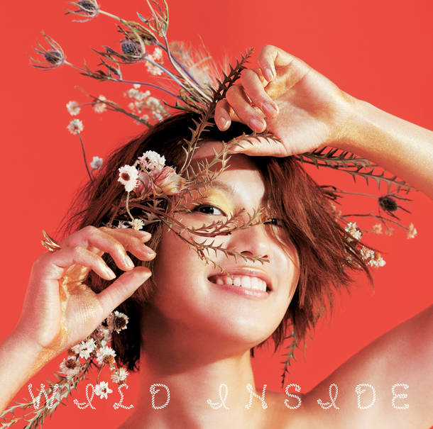 アルバム『WILD INSIDE』【通常盤】