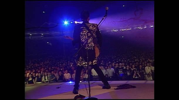 ライヴフィルム『BARBEE BOYS IN TOKYO DOME 1988.08.22』場面写真