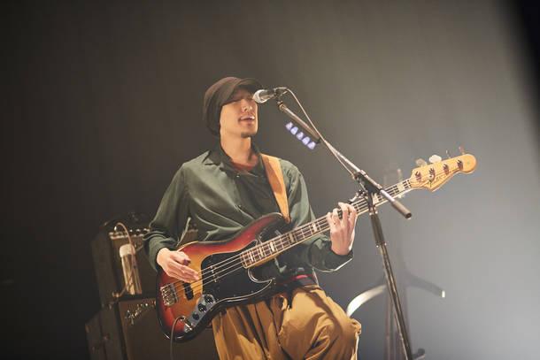 2018年10月11日  at Zepp DiverCity TOKYO