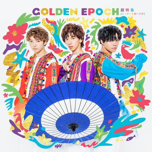 アルバム『GOLDEN EPOCH』【FC-A シーサー☆ボーイズ盤】