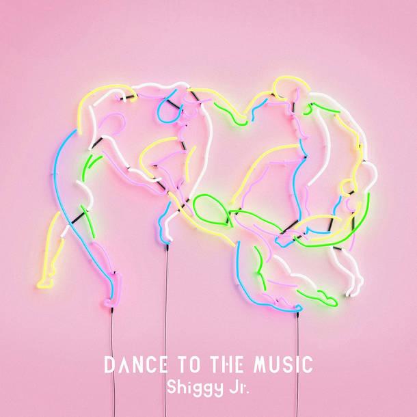 アルバム『DANCE TO THE MUSIC』 【通常盤】(CD)
