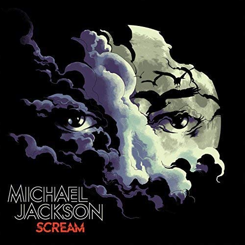 「Blood on the Dance Floor X Dangerous (The White Panda Mash-Up)」収録アルバム『SCREAM』/Michael Jackson