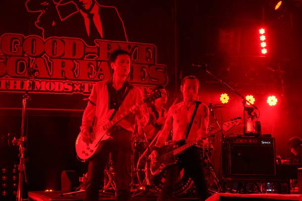 2018年10月20日 at 日比谷野外大音楽堂(THE MODS)