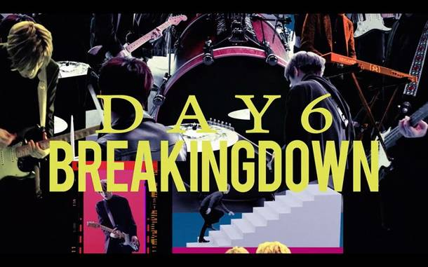 「Breaking Down」 MV