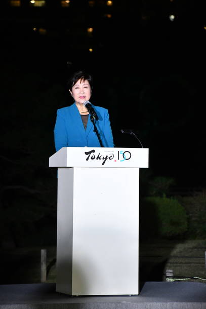 10月25日@『東京150年祭』(プレオープンイベント)