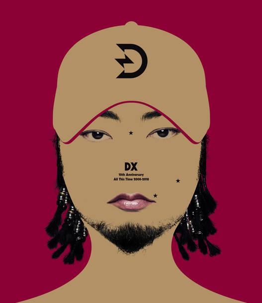 アルバム『DX - 10th Anniversary All This Time 2008-2018 -』【初回生産限定盤】