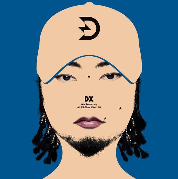 アルバム『DX - 10th Anniversary All This Time 2008-2018 -』【通常盤】