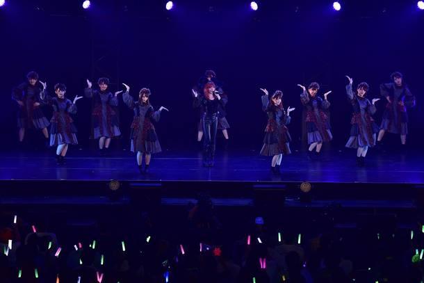 10月26日(金)@『Hot Stuff Promotion 40th Anniversary MASAKA』(きゃりーぱみゅぱみゅ×けやき坂46)