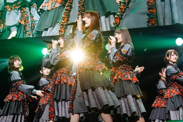 10月26日(金)@『Hot Stuff Promotion 40th Anniversary MASAKA』(けやき坂46)