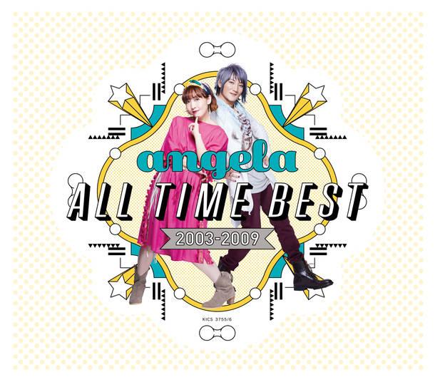 アルバム『angela All Time Best 2003-2009』
