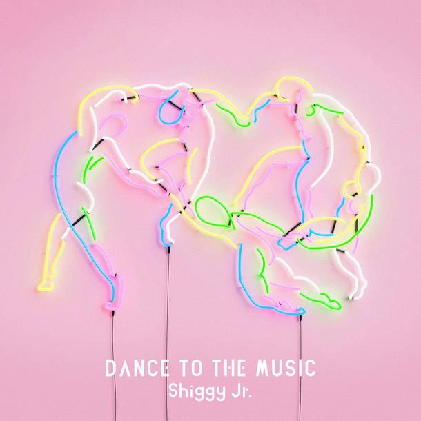 アルバム『DANCE TO THE MUSIC』【通常盤】(CD)