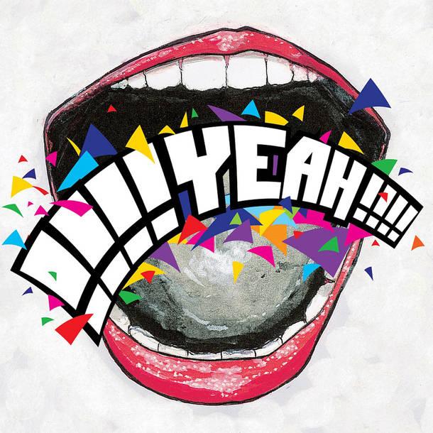 アルバム『!!!!YEAH!!!!』【通常盤】(CD)