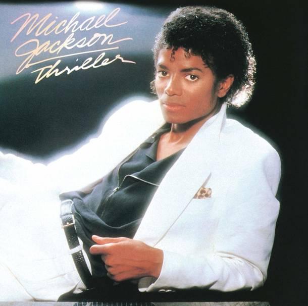 「Thriller」収録アルバム『Thriller』/Michael Jackson