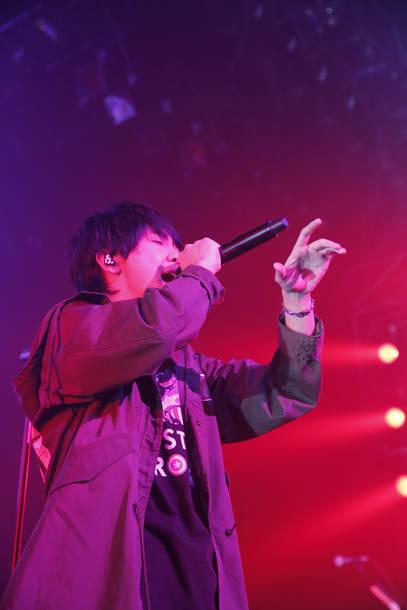 10月27日(土)@東京・マイナビBLITZ赤坂(Mrs. GREEN APPLE)