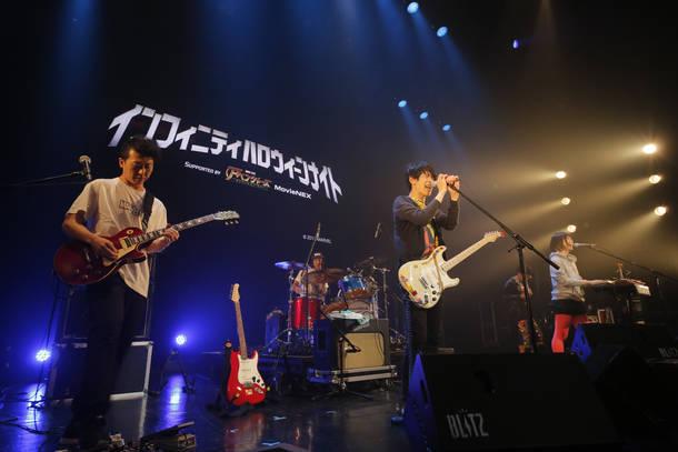 10月27日(土)@東京・マイナビBLITZ赤坂(東京カランコロン)