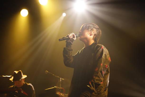 10月30日@恵比寿リキッドルーム photo by 平田ヒロモト
