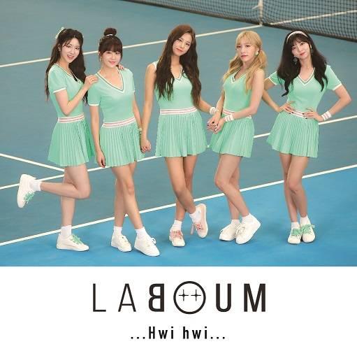 シングル「Hwi hwi」【通常盤B】(CD)
