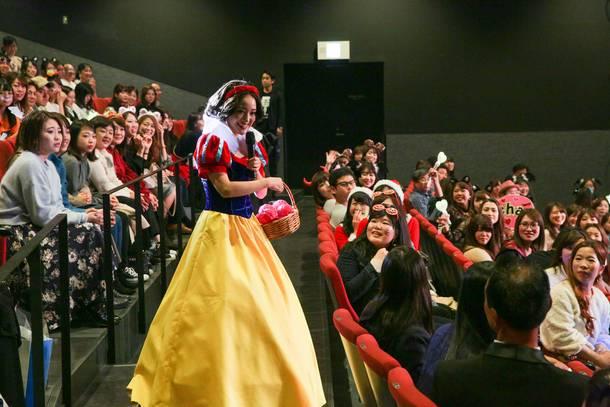 10月31日@大阪・YES THEATER photo by 渡邉一生
