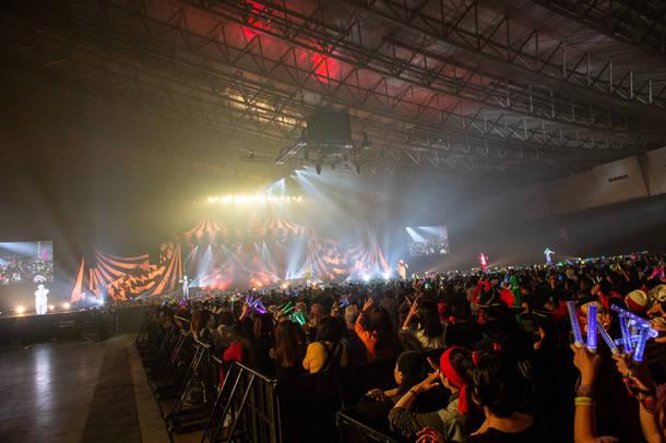 10月27日@『HALLOWEEN PARTY 2018』 photo by 深野輝美