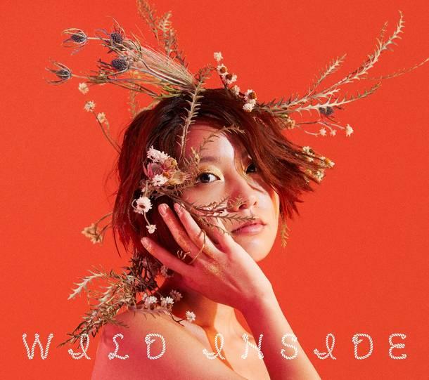 アルバム『WILD INSIDE』【初回限定盤】(CD+DVD)