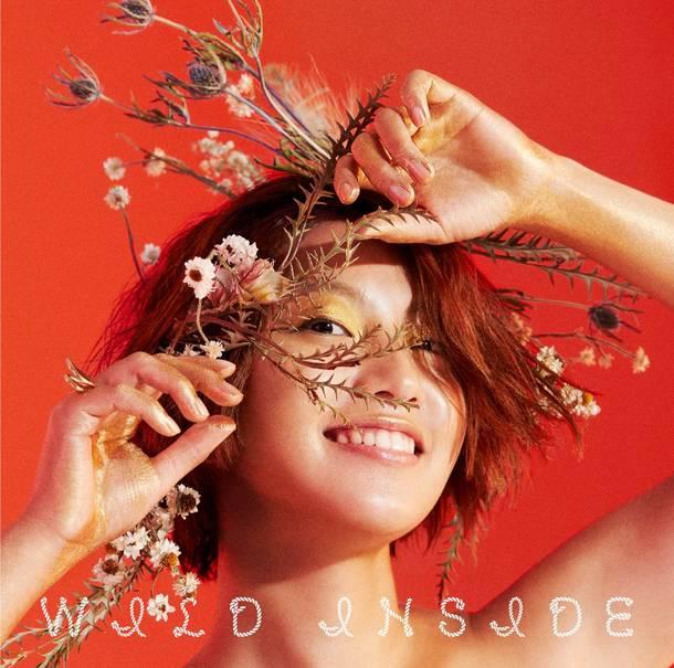 アルバム『WILD INSIDE』【通常盤】(CD)
